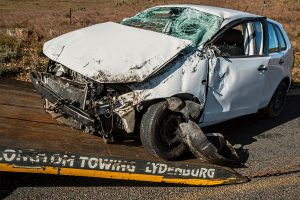 Indemnización por accidentes de tráfico