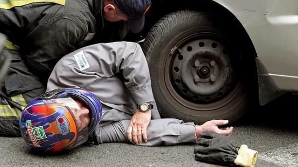 Indemnizaciones que se pueden reclamar al momento de ser víctima de un accidente de tráfico.