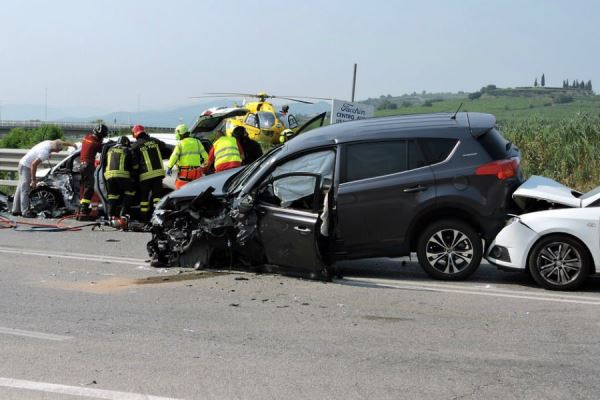 Quiénes pueden ser indemnizados por causa de un accidente de tráfico