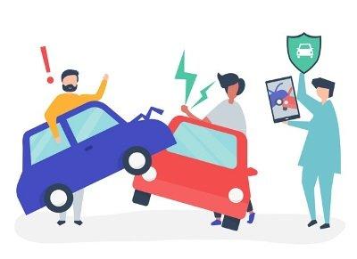 Tipos de indemnizaciones por accidentes laborales o de tráfico.