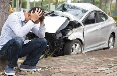 accidente con conductor positivo para alcoholemia
