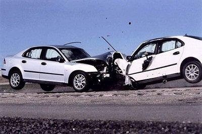 accidentes de trafico mas comunes