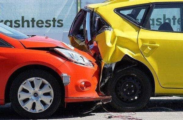 culpabilidad en un accidente en cadena