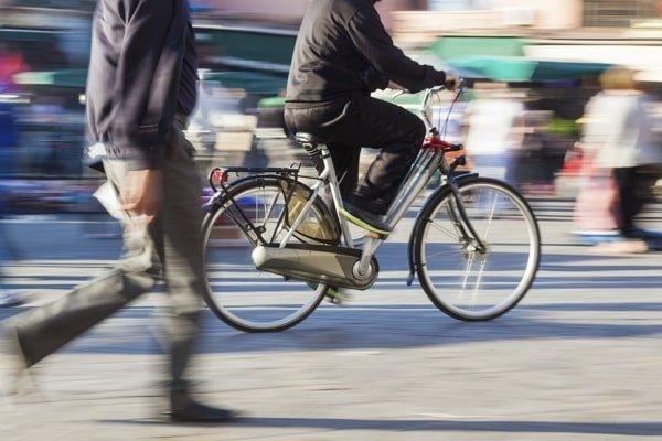 la culpabilidad del ciclista en un caso de atropello