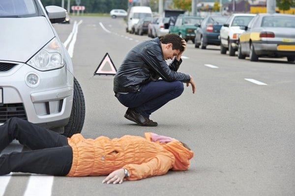 lesiones por colision de peatones