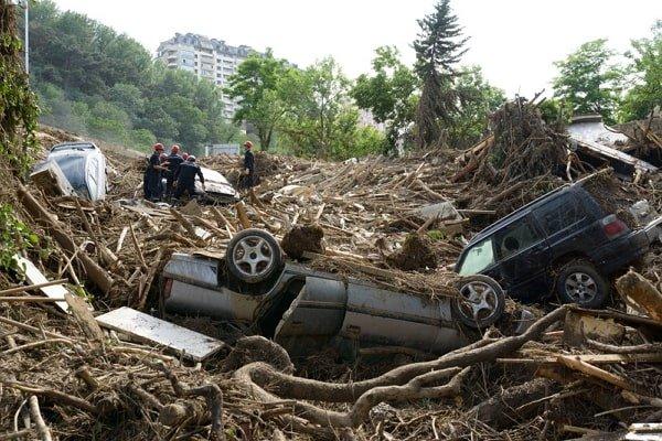 siniestro originado por desastres naturales