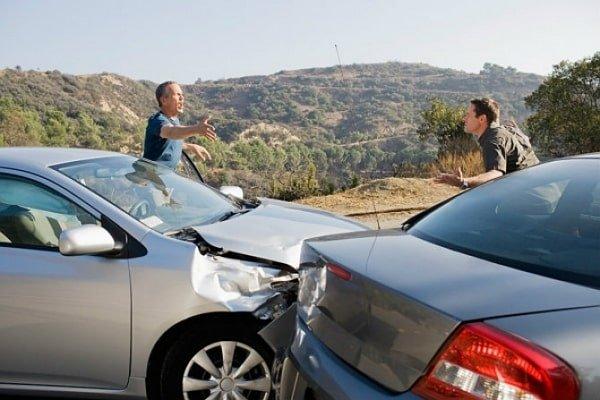 Quien tiene la culpa de un accidente de trafico